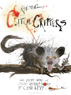 cover image of Critical Critters