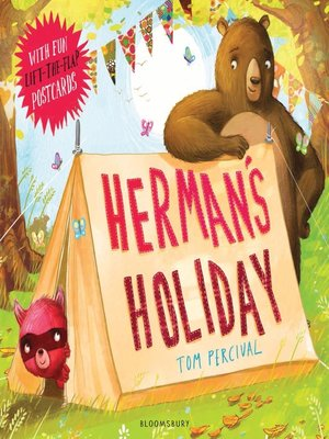 cover image of Herman's Holiday