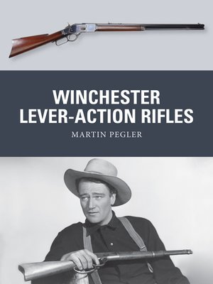 cover image of Winchester Lever-Action Rifles