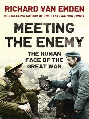 cover image of Meeting the Enemy