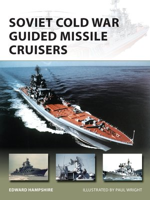 cover image of Soviet Cold War Guided Missile Cruisers