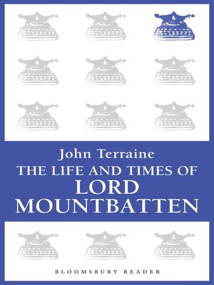 cover image of The Life and Times of Lord Mountbatten