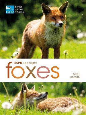 cover image of RSPB Spotlight