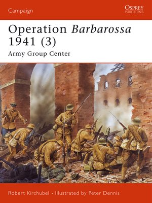 cover image of Operation Barbarossa 1941