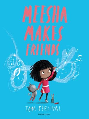 cover image of Meesha Makes Friends