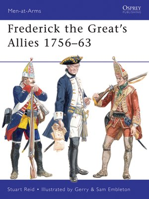cover image of Frederick the Great's Allies 1756–63