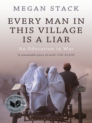 cover image of Every Man in This Village Is a Liar