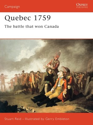 cover image of Quebec 1759
