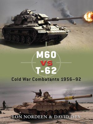 cover image of M60 vs T-62