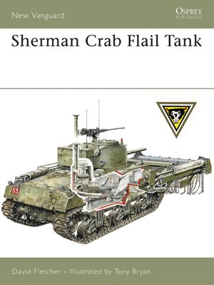 cover image of Sherman Crab Flail Tank