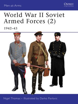cover image of World War II Soviet Armed Forces (2)