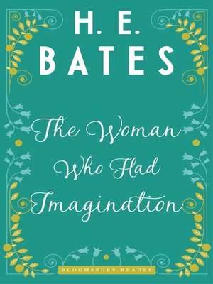 cover image of The Woman Who Had Imagination