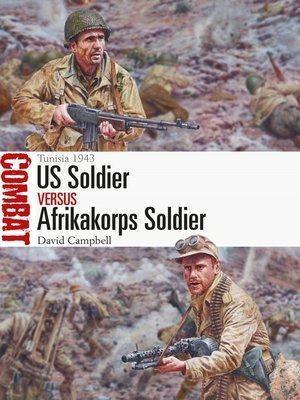 cover image of US Soldier vs Afrikakorps Soldier