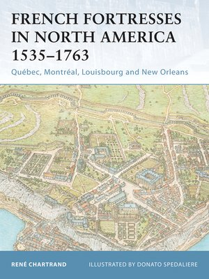 cover image of Quebec, Montreal, Louisbourg and New Orleans
