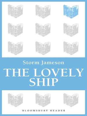 cover image of The Lovely Ship