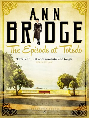 cover image of The Episode at Toledo
