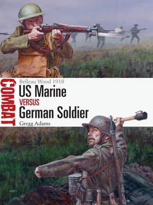 cover image of US Marine vs German Soldier