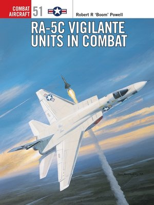 cover image of RA-5C Vigilante Units in Combat