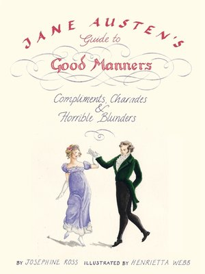 cover image of Jane Austen's Guide to Good Manners
