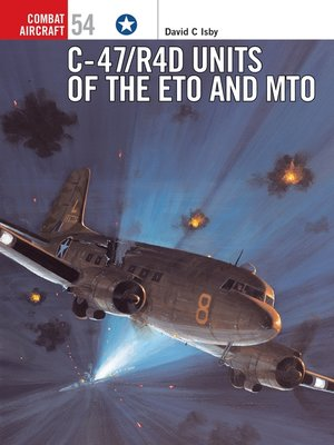 cover image of C-47/R4D Units of the ETO and MTO