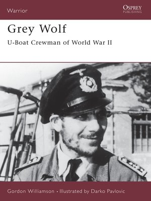 cover image of Grey Wolf