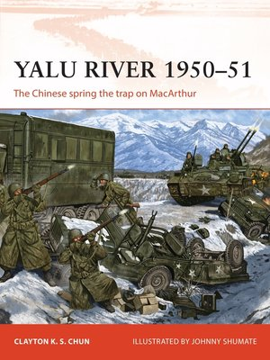 cover image of Yalu River 1950–51