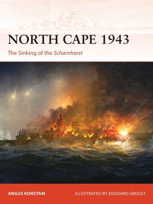 cover image of North Cape 1943