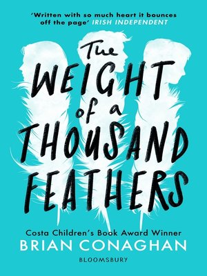 cover image of The Weight of a Thousand Feathers