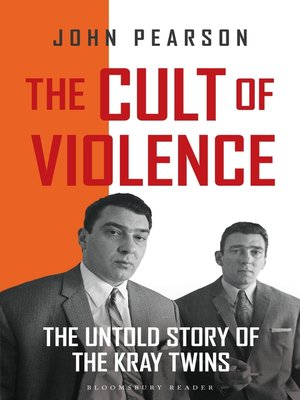 cover image of The Cult of Violence