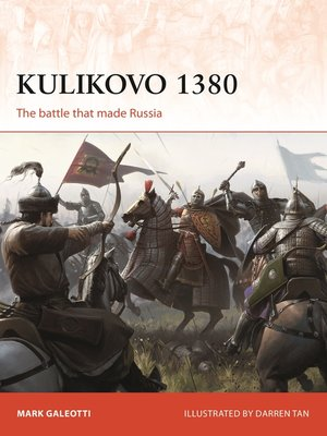 cover image of Kulikovo 1380