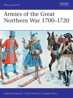 cover image of Armies of the Great Northern War 1700–1720