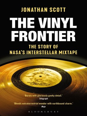 cover image of The Vinyl Frontier
