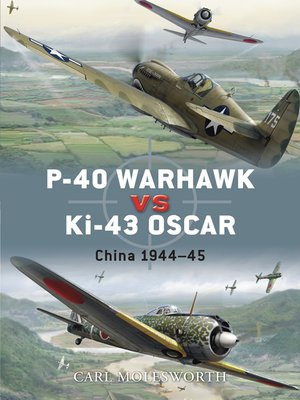 cover image of P-40 Warhawk vs Ki-43 Oscar