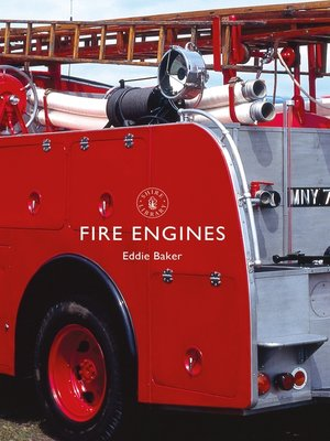cover image of Fire Engines