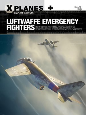 cover image of Luftwaffe Emergency Fighters
