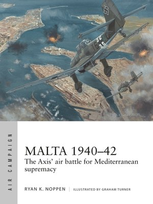 cover image of Malta 1940–42