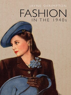 cover image of Fashion in the 1940s