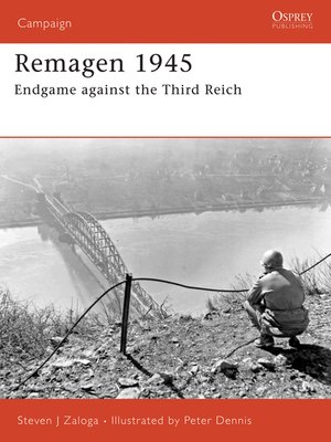 cover image of Remagen 1945