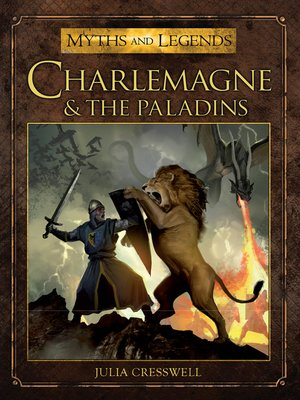 cover image of Charlemagne and the Paladins