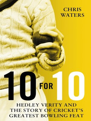 cover image of 10 for 10
