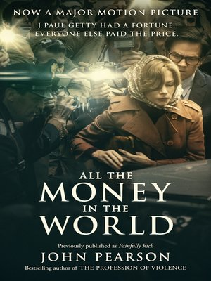 cover image of All the Money in the World