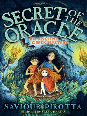 cover image of Secret of the Oracle