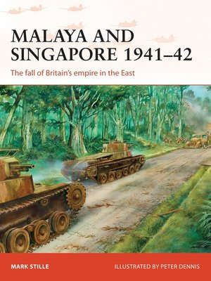 cover image of Malaya and Singapore 1941–42