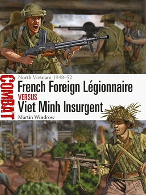 cover image of French Foreign Légionnaire vs Viet Minh Insurgent