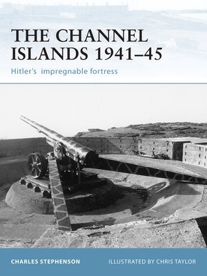 cover image of The Channel Islands 1941-45