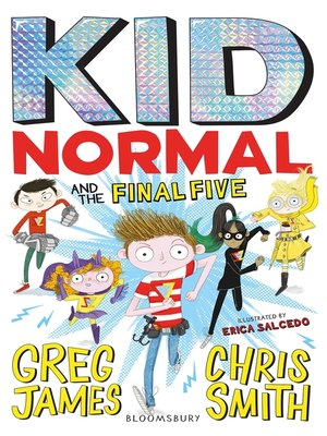 cover image of Kid Normal and the Final Five