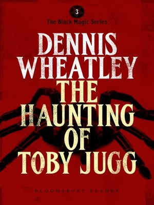 cover image of The Haunting of Toby Jugg
