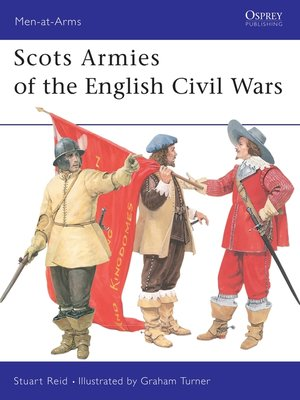 cover image of Scots Armies of the English Civil Wars