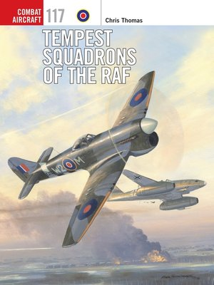 cover image of Tempest Squadrons of the RAF