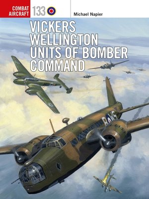cover image of Vickers Wellington Units of Bomber Command